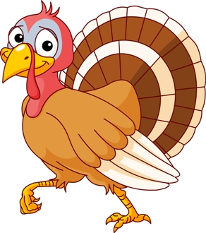 Dealing With Turkeys – At The Table….