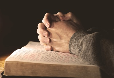 Is Prayer Enough When Times Are Hard?
