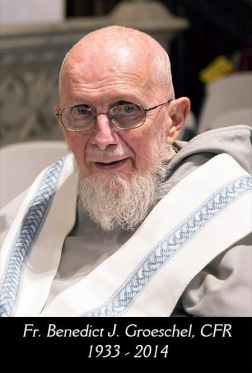 Rest in Peace, Father Benedict
