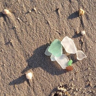 Seaglass and True Treasure
