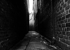 Don't Get Trapped in a Dark Alley
